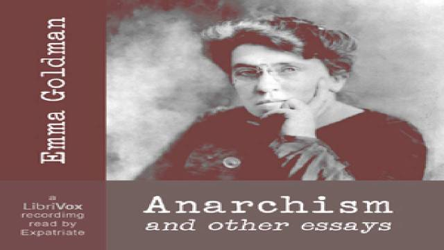 anarchism and other essays goldman pdf to word